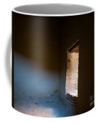 Pueblo Bonito Interior Window Detail Coffee Mug