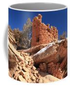 Pueblo Cliff Coffee Mug