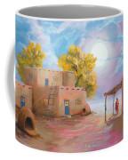 Pueblo De Las Lunas Coffee Mug