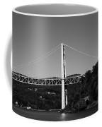 Puente II Bw Coffee Mug