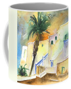 Puerto Carmen Sunset In Lanzarote 03 Coffee Mug