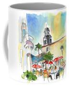 Puerto De La Cruz 01 Coffee Mug
