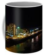 Puerto De La Cruz By Night Coffee Mug