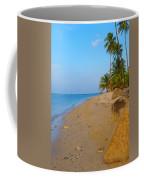 Puerto Rico Beach Coffee Mug