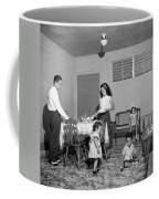Puerto Rico Family Dinner Coffee Mug