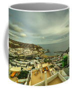 Puerto Rico From Above  Coffee Mug