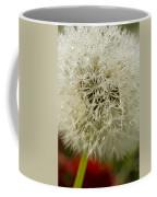 Puff Dandelion Coffee Mug