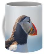 Puffin In Close Up Coffee Mug