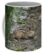 Puffy Checks Coffee Mug