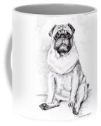 Pug Anton Coffee Mug