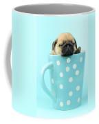 Pug In A Cup Coffee Mug