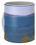 Puget Sound Panoramic Coffee Mug