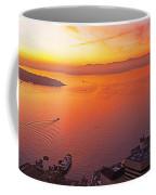 Puget Sound Sunset Coffee Mug