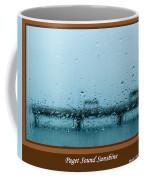 Puget Sound Sunshine Coffee Mug