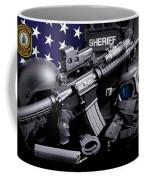 Pulaski Sheriff Tactical Coffee Mug
