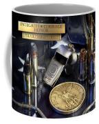 Pulaski Sheriff St Michael Coffee Mug