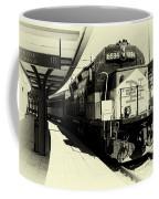 Pulling Into New London Coffee Mug