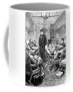 Pullman Car, 1876 Coffee Mug