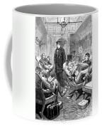 Pullman Car, 1876 Coffee Mug by Granger