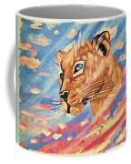 Puma On Watch Coffee Mug