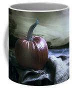 Pumpkin At Sunset Coffee Mug