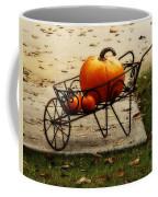 Pumpkin Barrow Coffee Mug