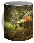 Pumpkin Coffee Mug by Amanda Elwell