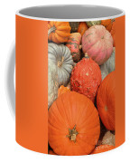 Pumpkin Happy Coffee Mug