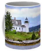 Pumpkin Island Light Coffee Mug