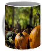 Pumpkin Line Up Coffee Mug