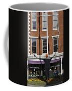 Pumpkin Man Coffee Mug