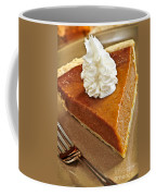 Pumpkin Pie Coffee Mug