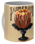 Pumpkin Spice Cake Coffee Mug