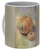 Pumpkin Textures Coffee Mug