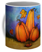 Pumpkin Trio Coffee Mug