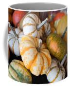 Pumpkins On Pumpkin Patch Coffee Mug