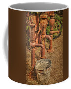 Pumps Gone Dry Coffee Mug