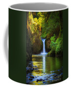 Punchbowl Falls Coffee Mug