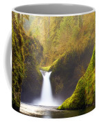 Punchbowl Pano Coffee Mug by Darren  White