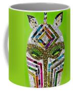 Punda Milia Coffee Mug by Apanaki Temitayo M