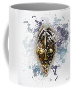 Punu Prosperity Mask Coffee Mug