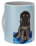 Puppy - German Shepherd Coffee Mug