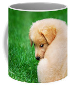 Puppy Love Coffee Mug by Christina Rollo