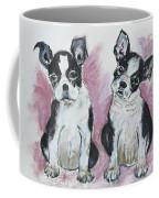 Puppy Puppy Coffee Mug