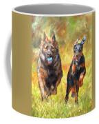 Pure Joy Coffee Mug by David Stribbling