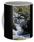Pure Mountain Stream Coffee Mug
