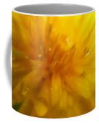 Pure Sun Shine Dandelion Coffee Mug