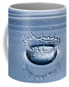 Pure Water Splash Coffee Mug by Anthony Sacco