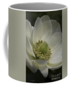 Pureness In White Coffee Mug