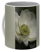 Pureness In White Coffee Mug